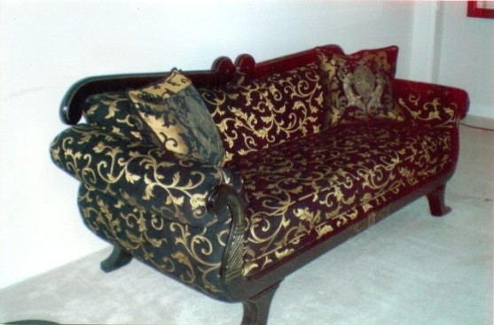 Pavillion Bed